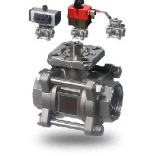 Steam and Hot Water Solenoids